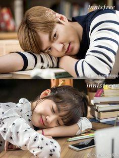 Summer Love // Lee Min Ho and Yoona
