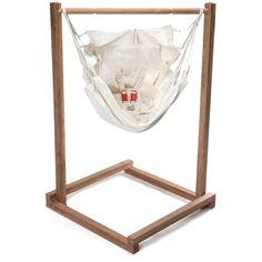 Nova Natural Toys & Crafts - baby hammock and stand set