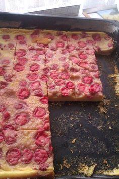 Obrázek z Recept - Jahodovej muflak 20 Min, Pepperoni, Ricotta, Cooking, Detail, Food, Kitchen, Eten, Meals