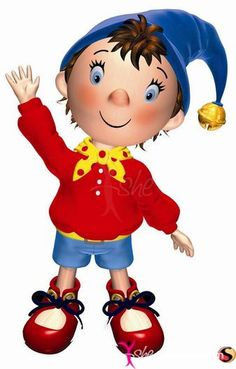 Cartoon Characters that kids love- Noddy
