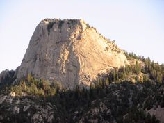 Tooth of Time, Philmont Ranch, Cimarron, New Mexico