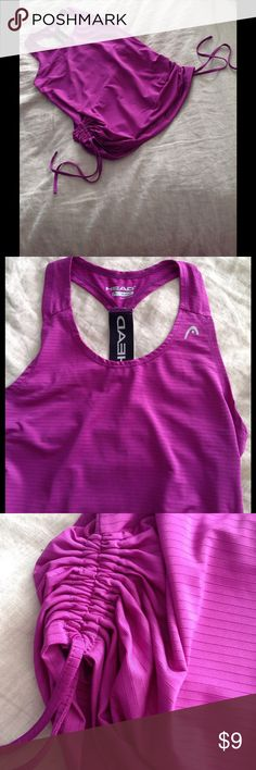 Head Size XS tank Great condition. Breezy light weight Head Tops Tank Tops