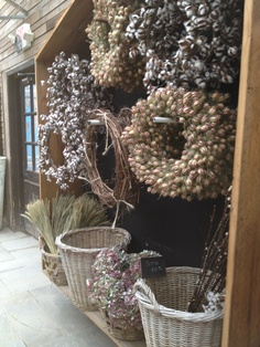 1000 images about wreath display on pinterest wreaths for Craft wreaths for sale