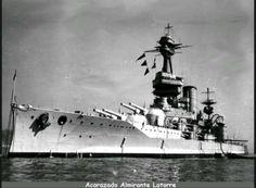 Acorazado Almirante Latorre Armada, Battleship, Warfare, World War Ii, Wwii, Ships, Navy, Planes, Concept