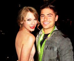 taylor swift and zac efron would make cute babies!