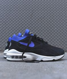 93e6947eaec4f9 Nike Air Max 93  Black Persian Violet Silver Ugg Classic