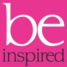 BE inspired <3