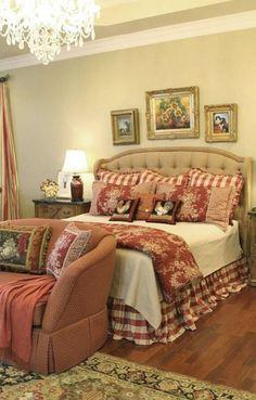 Bedroom Red, Home Bedroom, Bedroom Decor, Trendy Bedroom, Bedroom Rustic, Master Bedroom, Design Bedroom, Red Bedrooms, Bedroom Ideas