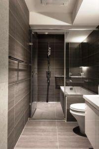 Dark Bathroom Remodeling Ideas