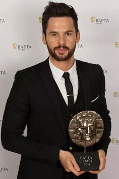 Well done Tom!Best Actor BAFTA Cymru Oct 2014.
