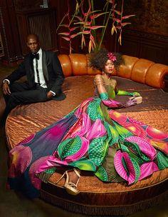 "African Prints in Fashion: Just Splendid: The new Vlisco collection ""Splendeur""african print ankara"