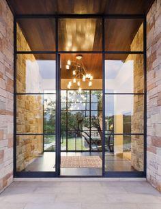Rachel Castle's Colourful & Quirky Sydney Home | Pinterest | Steel on beautiful home exterior design, h&m home design, house design,