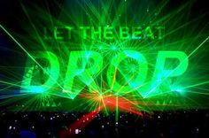 Yes indeed the beat will drop. But I HATE the term EDM. It's called TECHNO.