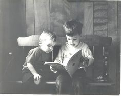 Brothers by Les O'Brien Photographs, via Flickr