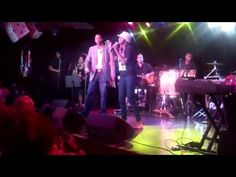 MUST SEE VIDEO-- LeAndria Johnson Wrecks The Conga Room Singing #JESUS S...