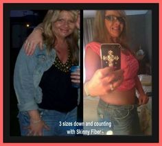 Love this girl! She is one of my friends! This is her success story....  Jackie says.... I have 20+ years in the health and nutritional supplement industry---researched for 4 months before I took the chance--YES, A big skeptic!!!!--   www.skinnymizfitz.sbc90.com  Skinny Fiber works for more people than any other product I have tried or even sold in all the health and nutrition stores I managed owned.   It really has helped me finally lose weight after gaining from thyroid disease and…