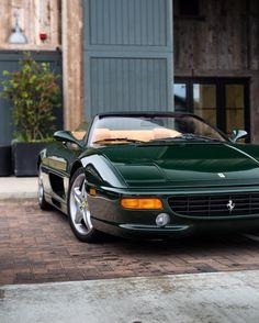 Ferrari F Spider