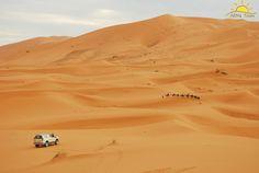 Buenos días viajer@s desde Marruecos! hoy disfrutamos de una jornada en el desierto de Merzouga. Paisajes mágicos, pueblos berebers, nómadas del desierto, oasis ... una experiencia mágica para recordar! Te la vas a perder? #africa #marruecos #morocco #marrakech #fez #desert #desierto #merzouga #ergchebbbi #viajeros #mochileros #viajar #viajes #excursiones