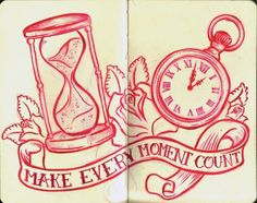 Hourglass/clock. Make every moment count. #JoinTheAgenda @TheCrewelWorld @GenniferAlbin