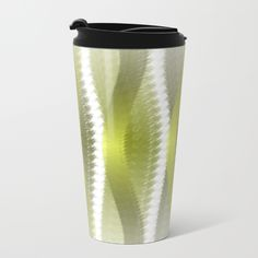 Greeny Travel Mug by weivy Presents For Friends, Good Cause, Beach Towel, Travel Mug, Ivy, Coffee Mugs, Gift Ideas, Drink, Personalized Items