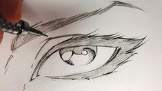 How to Draw an Eye for Comics - Angular Style Comic Style Art, Comic Styles, Comic Book Drawing, Drawing Practice, Pencil Art Drawings, Art Reference Poses, Comic Artist, Sketch Ideas, Art Things