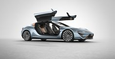 The Quant salt water powered car goes in seconds, using a nanoflow battery and hydrogen fuel cell. Production is scheduled to begin soon in Europe Tesla Motors, Bmw I8, Electric Motor, Electric Cars, Electric Vehicle, Supercars, Water Powered Car, Power Cars, Fast And Furious