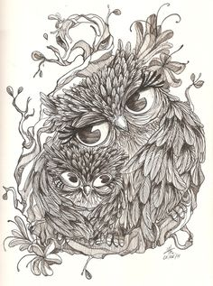 Because I love owls. Actually want this, 100% in dedication to my awesome mother.