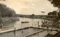 Rio Pinheiros nos anos 20