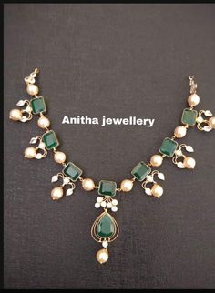 India Jewelry, Jewelry Art, Gold Jewelry, Beaded Jewelry, Jewelery, Jewelry Necklaces, Jewelry Design, Fashion Jewelry, Designer Jewellery