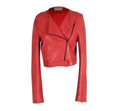 ModeWalk - Vermilion Biker Jacket