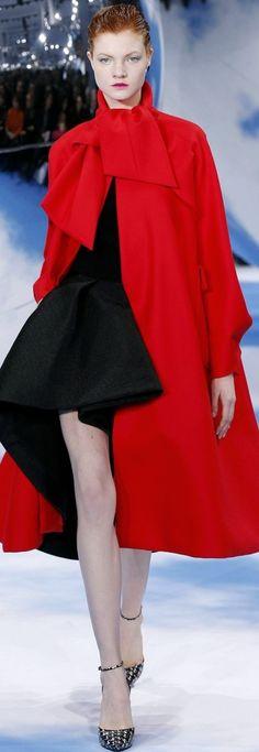 Christian Dior, f/w 2013.
