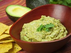 Did you know Silk has a ton of tasty recipes, like  this one for Creamy Avocado Dip? http://silk.com/recipes/creamy-avocado-dip