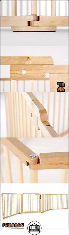 ONE4all 1+3 - Barrera de seguridad para puertas y escaleras, sistema modular y flexible  ✿ Seguridad para tu bebé - (Protege a tus hijos) ✿ ▬► Ver oferta: http://comprar.io/goto/B00307HG48