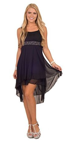 Womens Cocktail Formal Chiffon Beaded Sweetheart Sleeveless High Low Dress Hot from Hollywood http://www.amazon.com/dp/B00QB1XG4O/ref=cm_sw_r_pi_dp_GiGzvb0YFX87P