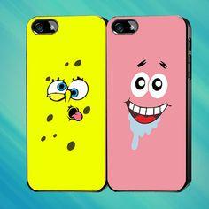 couples Spongebob and Patrick cartoon best friend by Mendemdupo