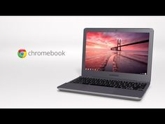 Google Chromebook {The [always] New Computer} ~> The Chromebook is a new, faster computer that starts in seconds, offers thousands of apps, and keeps getting better and better with free, automatic updates.