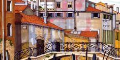 Venice Drawings - the much anticipated book by Desmond Freeman — Desmond Freeman