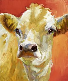 I so admire artists who can render the essence of an animal so extremelywell.  Linda St. Clair is one of them.  Take a look.         ...