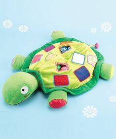 Plush Turtle Ball Pit | The Lakeside Collection