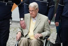 94 year old man tried in German court for his role in Nazi death camps