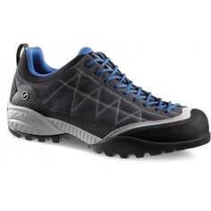 new arrival 250de cdfea Scarpa Zen Pro Mens Approach Shoes for all-round use on approaches, walks,  bikes and pavements