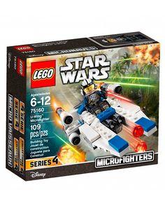 Lego Star Wars 75160 Микроистребитель типа U