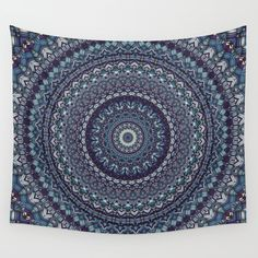 Native Soul Mandala 5 Wall Tapestry by Patterns Of Life . Worldwide shipping available at Society6.com. Just one of millions of high quality products available.
