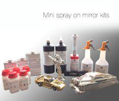 Mini Spray sui kit Chrome →