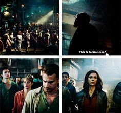 Divergent Niezgodna Insurgent Zbuntowana Tris Tobias Factionless bezfrakcyjni