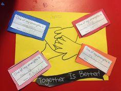 School Counselor Ideas: 7 Habits of Happy Kids - 1st Grade Style
