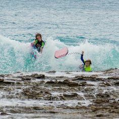 #Fun #SnapperRocks #GoldCoast #Australia #Rocks #Waves #BodyBoarding #Beach #Splash #VisitGoldCoast #IGWorldClub #GoldCoast4U #AusFeels by jokmau