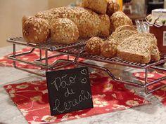 Pão de cereais (Ana Zita - A Confeitaria)