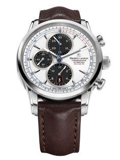 Maurice Lacroix Pontos Cronograph