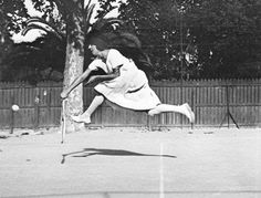 Available for sale from °CLAIRbyKahn Galerie, Jacques Henri Lartigue, Suzanne Lenglen, Cannes Silver gelatin print, 30 × 40 cm Yvonne Printemps, Brassai, Vintage Tennis, Robert Doisneau, Le Tennis, Fine Art Auctions, French Photographers, Expositions, Tennis Players